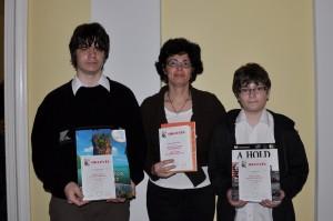 Németh Ferenc, Nagyné Hajdu Rita, Papp Bercel
