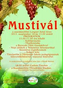 mustivál_plakát