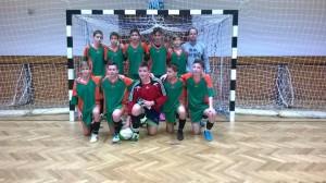 Futsal megyei elődöntő
